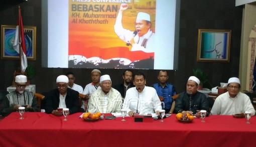 GNPF MUI Tegaskan Tak Akan Pernah Jadi Partai Politik