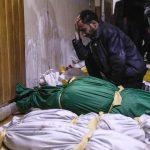 Jet Tempur Rezim Syiah Assad Serang Warga Sipil dengan Gas Klorin, 100 Orang Tewas