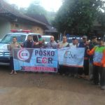 ECR dan ONSIGHT Foundation Bantu Tanah Longsor di Ponorogo, 28 Orang Hilang