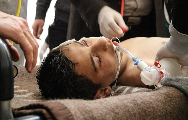 OPCW: Kami Punya Catatan Mengerikan Rezim Suriah atas Rakyatnya