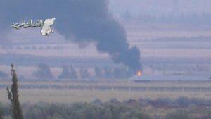 Pejuang Hama Rebut 4 Tank dan Tangkap Perwira Senior Rezim Assad