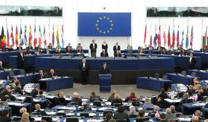 Parlemen Uni Eropa Larang Pejabat Tinggi Suriah Hadir pada Konferensi