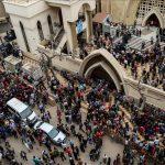 Dua Gereja di Mesir Dibom IS, 43 Tewas dan 119 Terluka