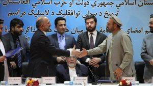 Perjanjian Damai Bersyarat Hekmatyar dengan Afghanistan Belum Tuntas