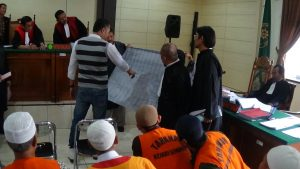 Endro Sudarsono: Keterangan Saksi Meringankan Kami