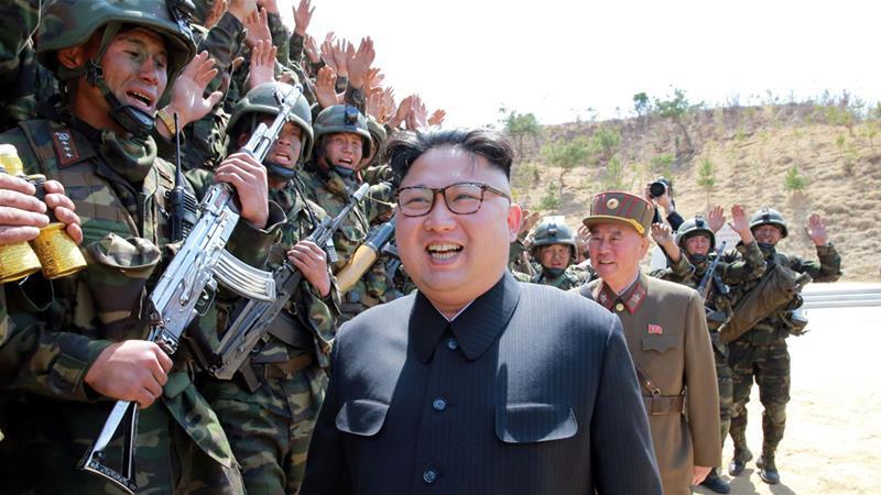 Tantang Tekanan Internasioanal, AS: Korea Utara Ngajakin Perang