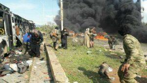 Serangan Bom Hantam Konvoi Pengungsi Syiah di Rashidin, Barat Aleppo