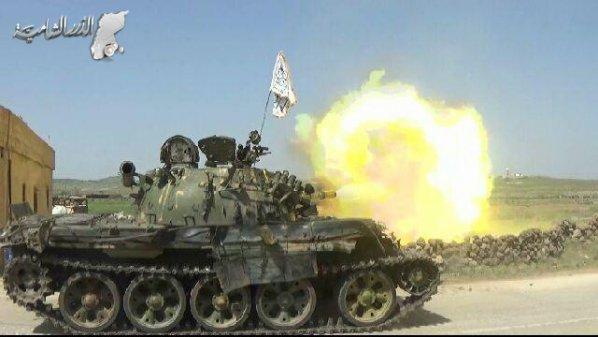 Faksi Revolusioner Rebut 85 Blok Perumahan dari Pasukan Assad