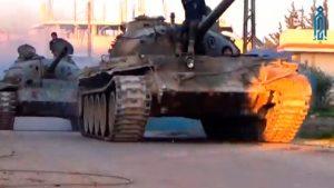 Didukung Puluhan Serangan Udara Rusia, Pasukan Assad Bergerak ke Kota Soran