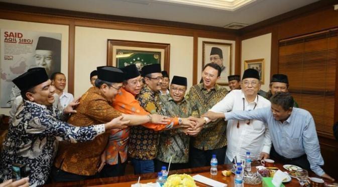 Said Aqil Siroj Dukung Ahok, Seluruh Elemen PCNU Abdya Mundur Massal