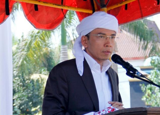 Pengamat : TGB Berpeluang Menjadi Cawapres Jokowi Juga Prabowo