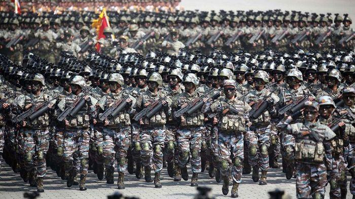 Militer Korea Utara Siaga Penuh, Siap Hadapi AS