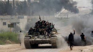 Unit Operasi Homs Utara Lancarkan Serangan Kilat, Puluhan Pasukan Assad Terbunuh dan Terluka