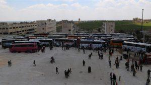 3 Hari Setelah Serangan Bom, Pertukaran Pengungsi di Suriah Kembali Dilaksanakan