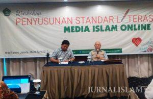 Bagir Manan: Pers Islam Harus Menjadi Solusi Bagi Umat