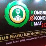 Ini Enam Poin Deklarasi Kongres Ekonomi Umat Islam
