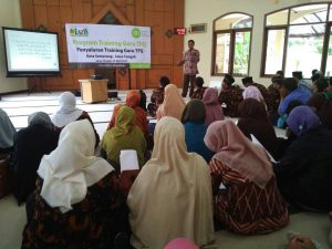 IZI dan Lazis PLN Gelar Training Guru TPQ di Semarang