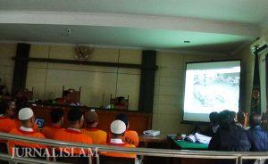 Di Persidangan, Saksi Polisi Tak Bisa Buktikan LUIS Lakukan Perusakan Social Kitchen