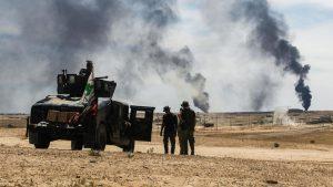 Milisi Ekstremis Syiah Irak Kuasai Kota Kuno Hatra