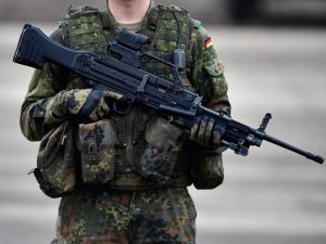 Rencanakan Serangan Teror, Seorang Tentara Jerman Nyamar jadi Pengungsi Suriah Setahun