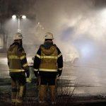 Kuil Syiah Terbesar di Swedia Dibakar