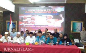 "Aksi Simpatik 55, GNPF: ""Kami Meminta Keadilan yang Dirampas"""