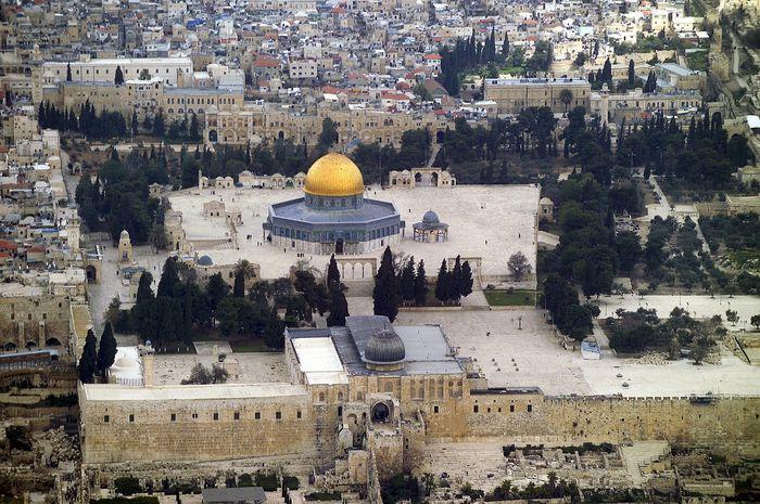Tampilkan 642 Karya Lukisan Kota Al Quds, 232 Kartunis dari Seluruh Dunia Dukung Palestina