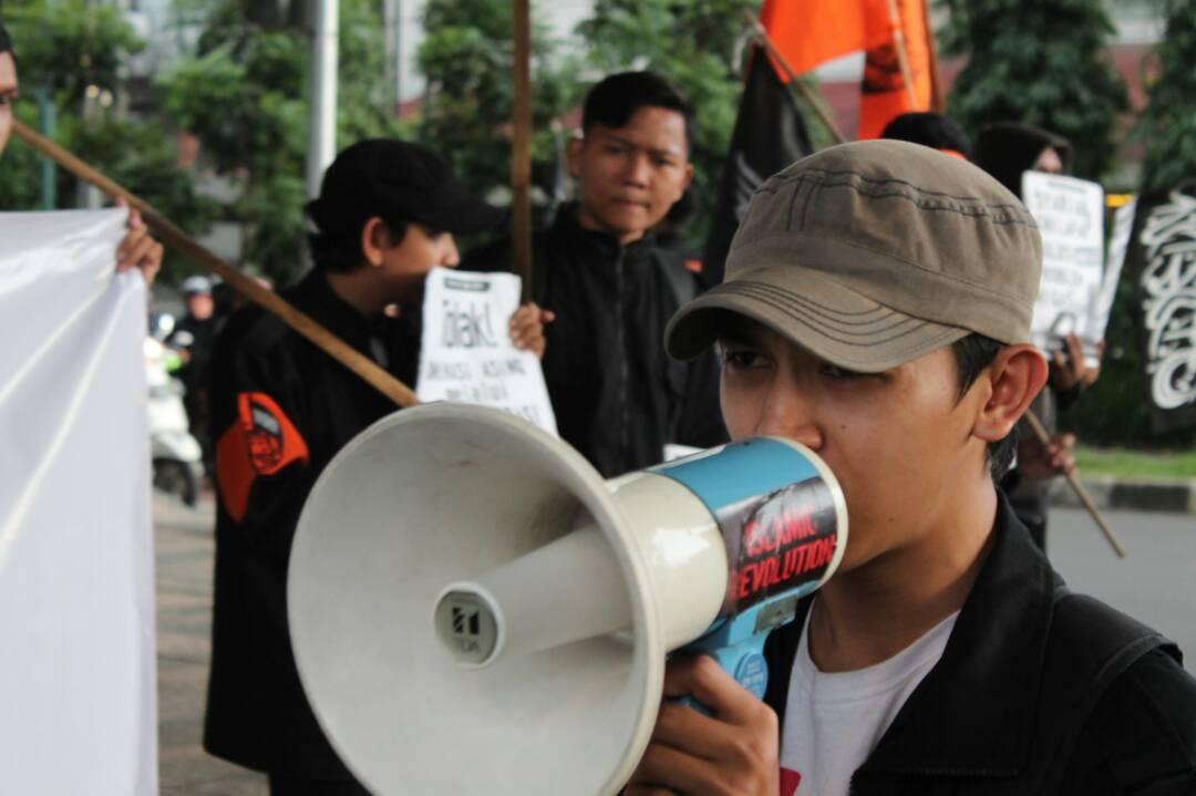 Gema Pembebasan Bandung: Pengemban Mabda Tidak Akan Pernah Takut