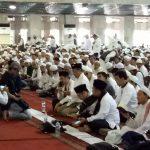 Ratusan Ribu Massa Terus Berdatangan Ikuti Aksi Simpatik 55