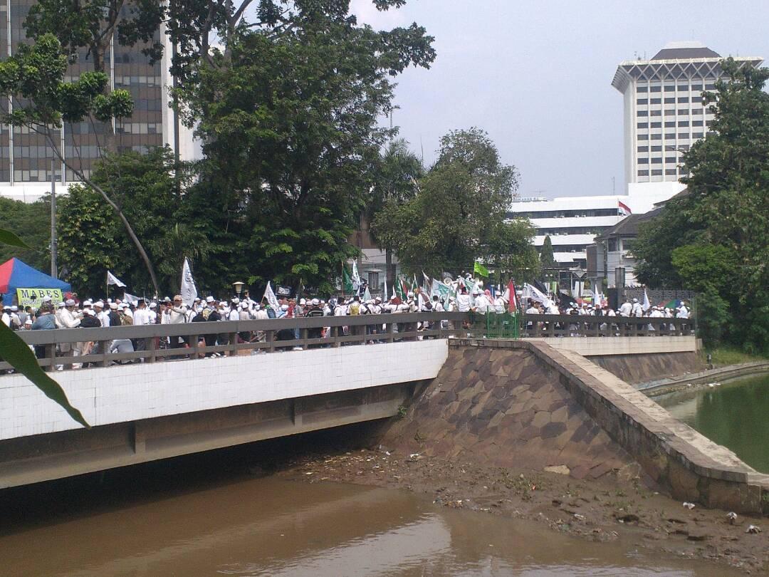 Tak Ada Long March, GNPF Hanya Kirim Utusan ke MA