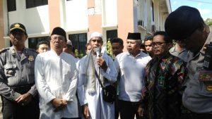 Aksi 55 Tak Hanya di Jakarta, Umat Islam Bima Desak Ahok Dipenjara