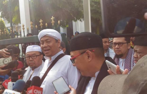 [Breaking News] Ini Hasil Pertemuan GNPF MUI – Mahkamah Agung