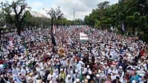 'Selama Keadilan Belum Ditegakkan, Umat Islam Tidak Akan Diam'