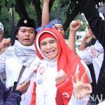 Neno Warisman: Dalam Sejarah Hukum, Penista Agama Dihukum Seberat-beratnya