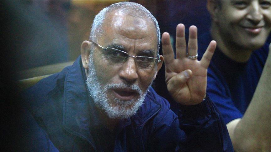 Pemimpin Ikhwanul Muslimin Divonis 25 Tahun Penjara
