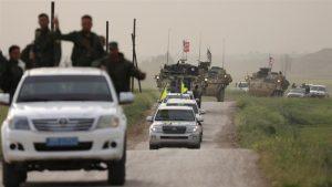 Amerika Latih SDF Untuk Bantu Milisi YPG Kuasai Sisa-sisa Wilayah IS