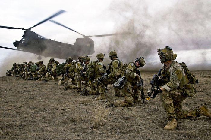 Moskow: Setiap Usaha yang Dilakukan AS Melawan Taliban akan Sia-sia