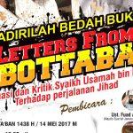 Bedah Buku Letter From Abottabad