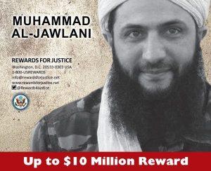 AS Tawarkan $ 10 Juta untuk Tangkap Syeikh Abu Muhammad al Jaulani