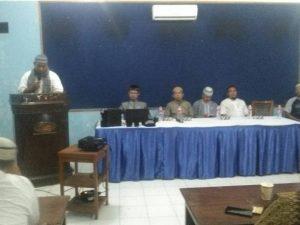 Usung Tema Persatuan Umat, Ormas Islam Semarang Gelar Silaturahim