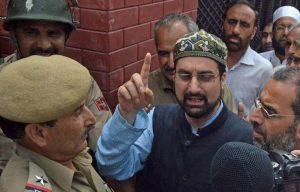 Pemimpin Dai Muslim Kashmir Ditahan Pemerintah India untuk Ke-42 Kali