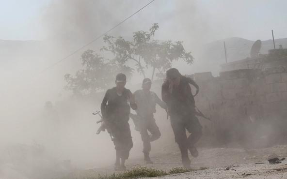 Serangan Bom Motor Targetkan Ahrar al Sham di Idlib