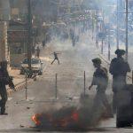 Kunjungan Trump Disambut Bentrokan Warga Palestina dengan Serdadu Zionis, 11 Terluka