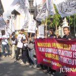 LDK Soloraya Unjuk Rasa Tolak Kriminalisasi Ulama