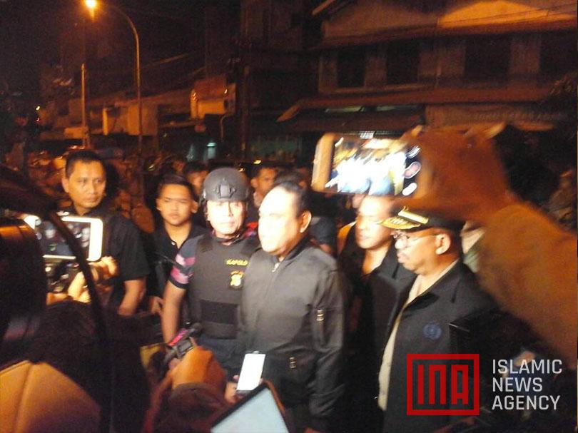 Bom Kampung Melayu, 2 Orang Tewas 5 Polisi Luka-luka