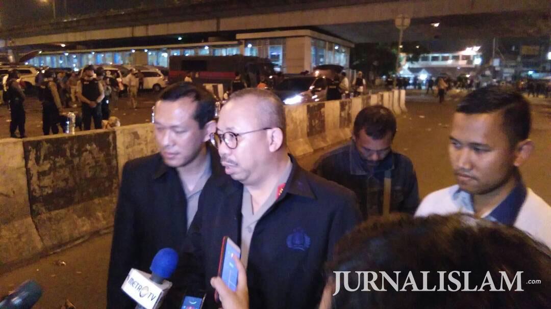 Total Korban Tewas Bom Kampung Melayu 5 Orang