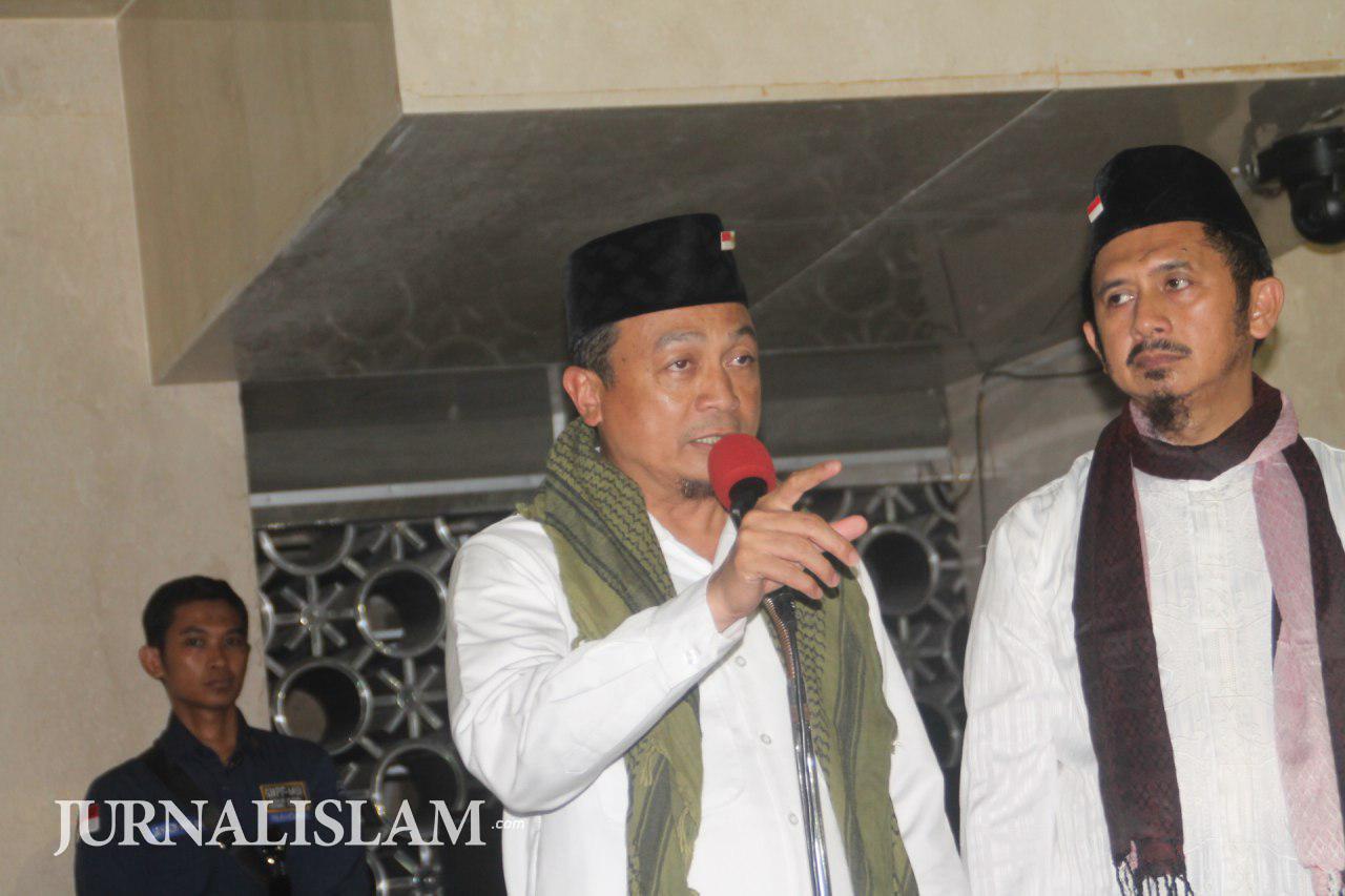 GNPF MUI Minta Polri Profesional Tangani Kasus Bom Kampung Melayu