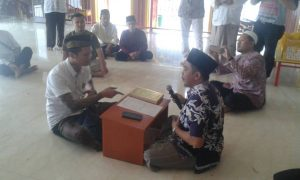 Jelang Ramadhan, Sepasang Mualaf Bersyahadat di Masjid Cheng Ho Jember