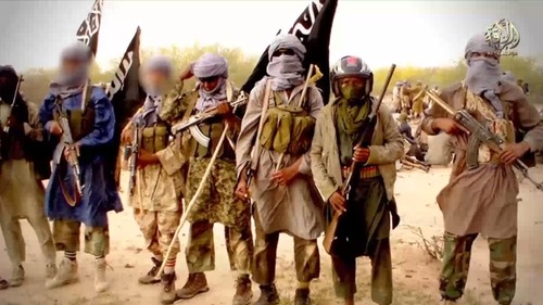 Al Qaeda Afrika Barat Rilis Video Perdana Pertempuran di Pangkalan Militer