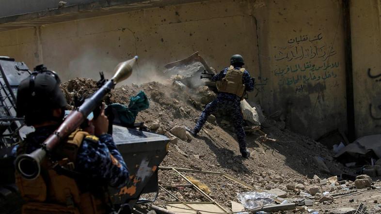 Kekurangan Pasukan Pria dalam Pertempuran Mosul, IS Gunakan Wanita Hadapi Militer Irak